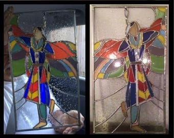 Custom- made to order- Stained glass windows
