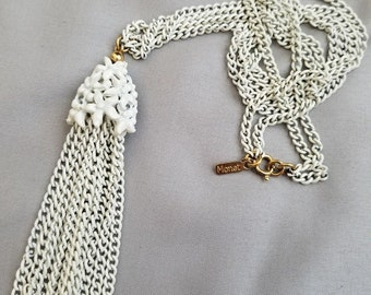 Monet Tassel Necklace