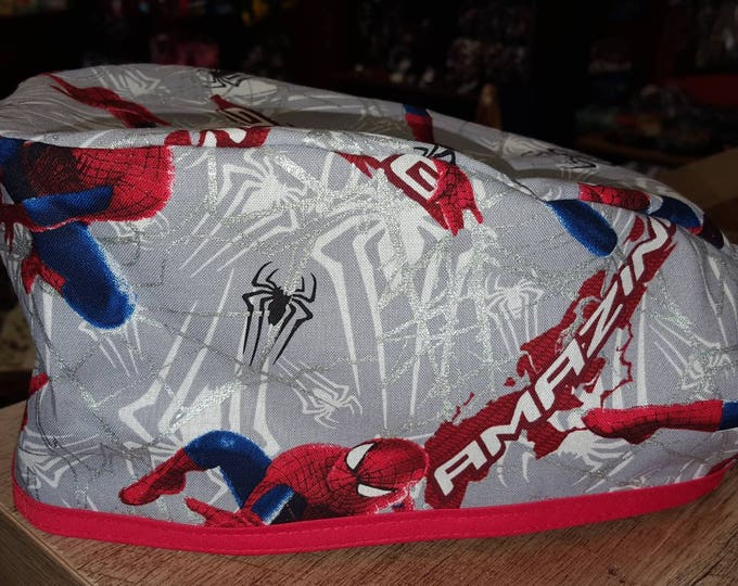Spiderman Surgical cap
