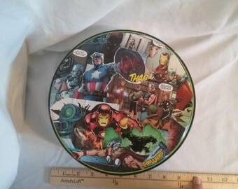 Avengers Tin