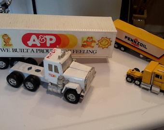 A&P Semi Truck, Pennzoil Semi Truck