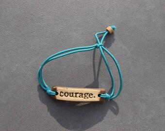 Handmade Pottery Bracelets by MudLove