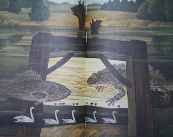 Estonian Folk Stories - Gorgeous Award Winning Illustrations - Jaan Tammsaar