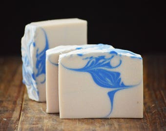 Cool Man Soap   Manly Scented Soap Bar, Cold Process Soap, Artisan Soap, Handmade Soap Bar, Vegan Homemade Soap, Soap for Men, Soap Gift