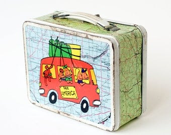 See America Lunch Box