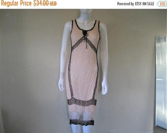 25% off SALE crochet dress