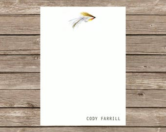 WaterColor Fly Fishing Notecards - Set of 20