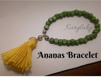 Ananas Bracelet
