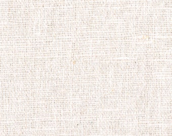 B Black and Sons - Silk Matka - Antique White - By the Yard