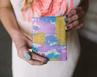 Passport Holder Women - Passport Cover - Women's Passport Holder - Unique Passport Covers - Travel Wallet - Passport Case - Gift For Her