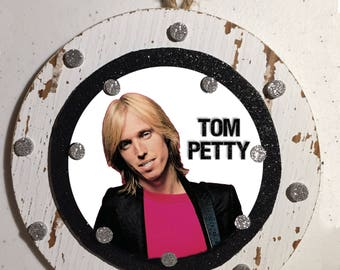 Tom Petty Ornament