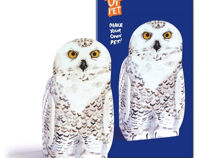 Pop Up Pet  - Owl