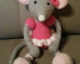 The Ballerina mouse Sissie