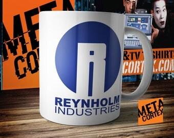 The IT Crowd - Reynholm Industries TV Series Mug