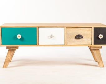 Scandinavian design coffee table
