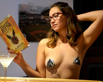 The Deathly Hallows pasties