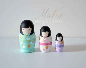 """Russian dolls """"MaKo"""""""
