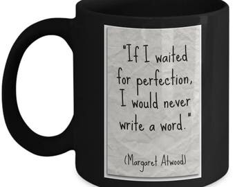 Coffee mug - Margaret Atwood