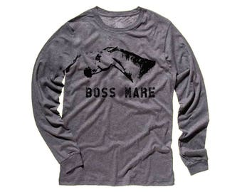 The Boss Mare Long Sleeve Shirt