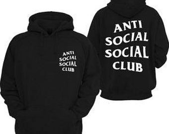 Hoodie Anti s s for adults and kids