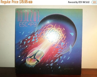 Save 30% Today Vintage 1981 Vinyl LP Record Journey Escape Excellent Condition 11807