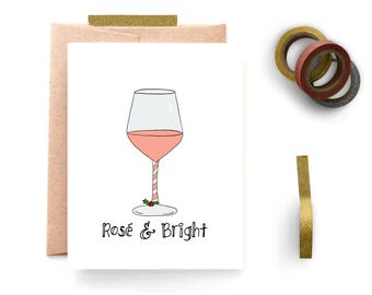 Rose and Bright