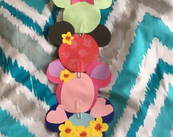 Lilo and Stitch Paperclip Bookmark Pack