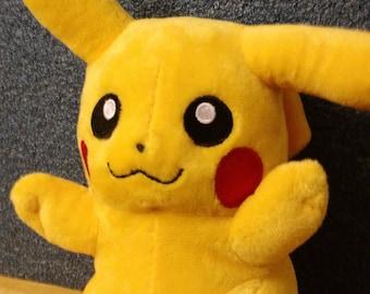 Pikachu Pokemon 6 inches