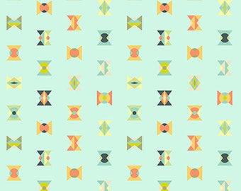 1/2 Yard - Spirit Animal - Arrowheads - Sunkiss - Tula Pink - FreeSpirit - Fabric Yardage - PWTP043.SUNKI