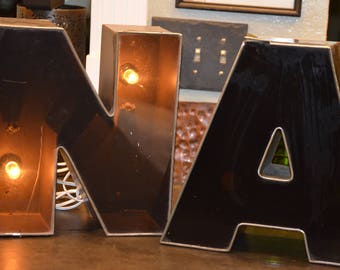 Industrial Building Letters