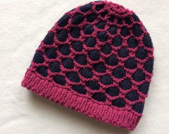 Childs Honeycomb Hat