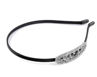 Accessory Crystal headband color choice