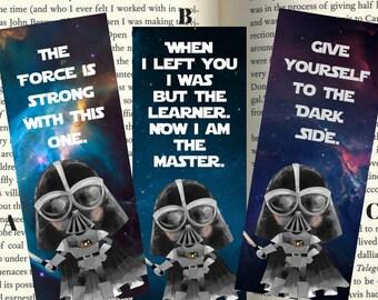 Darth Vader Inspired Quotemarks