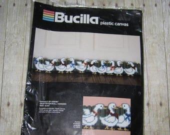 SALE Bucilla 5998  Gaggle of Geese Needle Kit