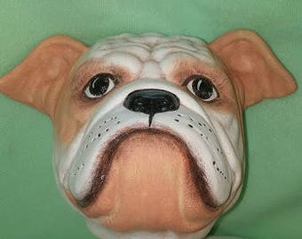 Bulldog Doll