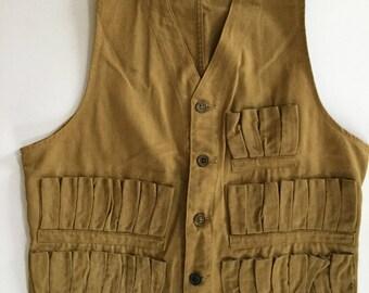Vintage Woman's Hunting Vest