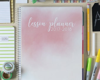 Lesson Planner - Cotton Candy