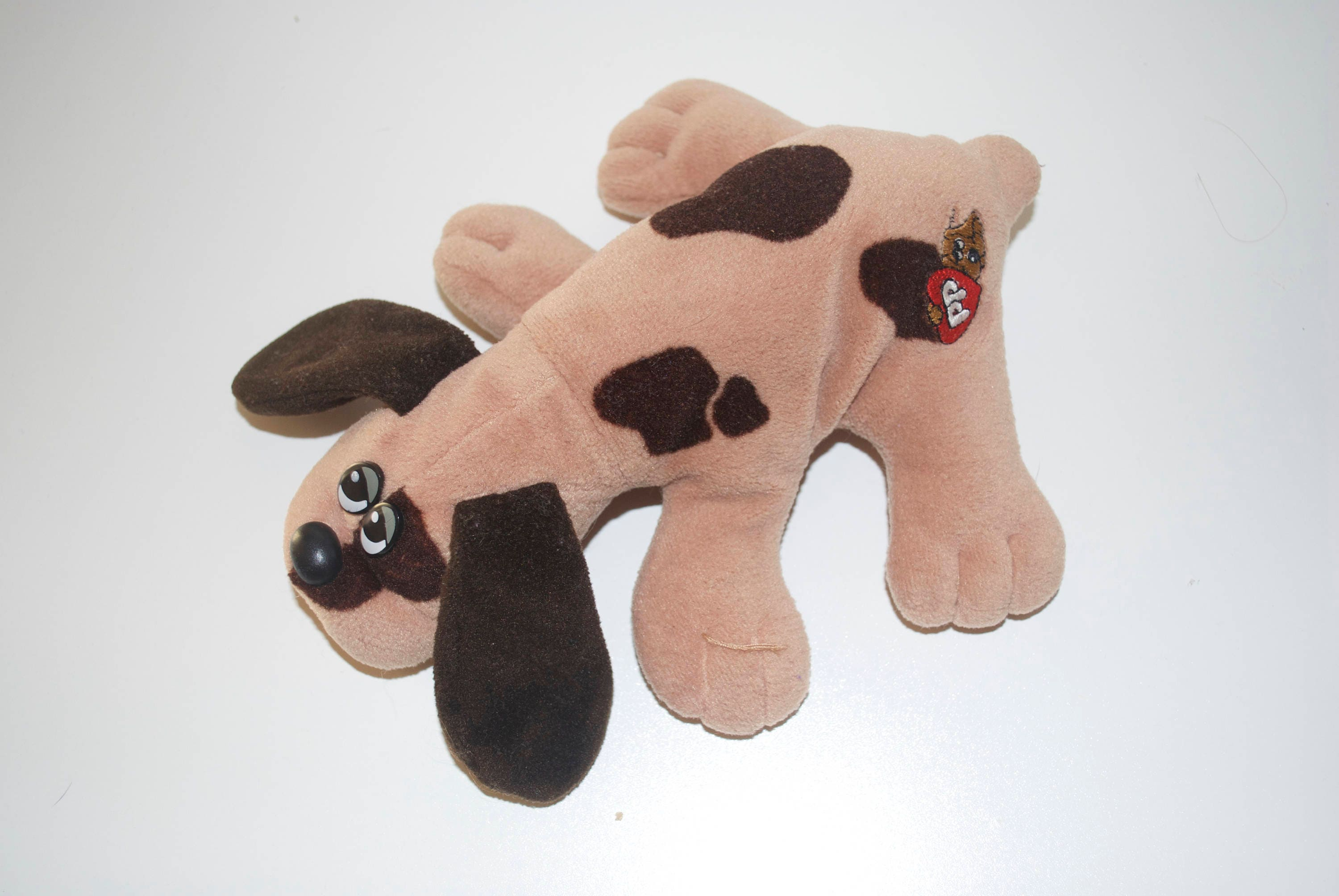 Pound Puppies Brown Long Ears Dog Small 8