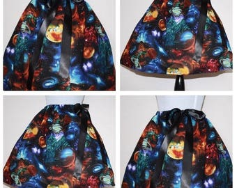 Magic School Bus, Ms. Frizzle Skirt for Young Gals, Sizes 12 Months to girls 12