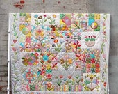 Green Tea and Sweet Beans - Pattern Booklet by Jen Kingwell