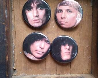 Motley Crue Pins