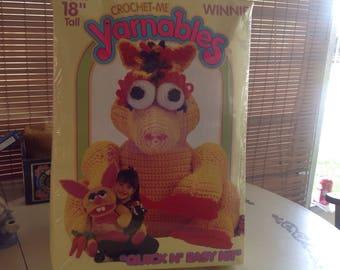 Crochet-Me  Yarnables SpinriteYarn Limited