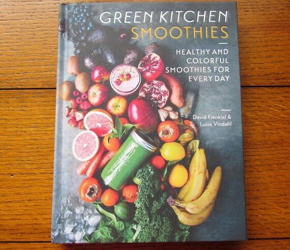 Green Kitchen Smoothies Cookbook