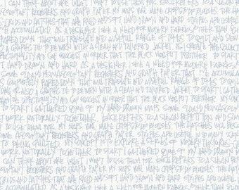 Architextures - Scribble Notes in Quicksilver - Carolyn Friedlander - Robert Kaufman (AFR-13501-382)