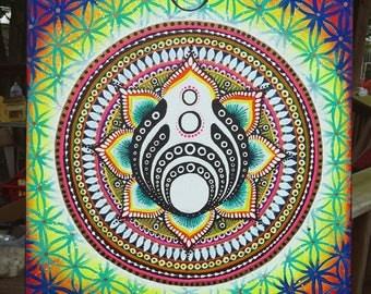 Bassnectar Moon Mandala