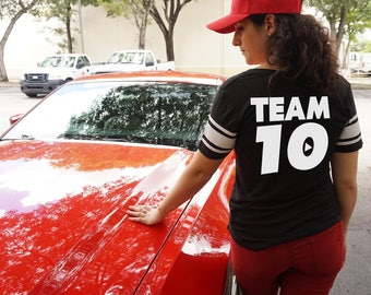 Official Team 10 official Unisex T-shirt - Tshirt for Her - Unisex t-shirt  Ask a question