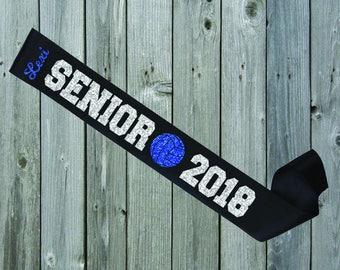 BLACK SASH Senior Night VOLLEYBALL