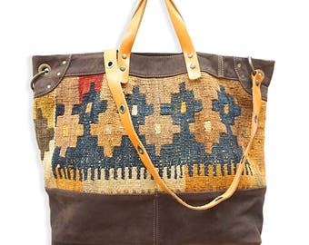 "mon "" Botafok "" *handbag  *leather  *deer  *hobo"