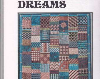 Canvas Work Pattern. Parallel Dreams. 197.