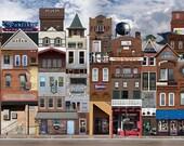 Hayward, Wisconsin--ReConstruction
